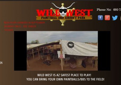Wild West Paintball
